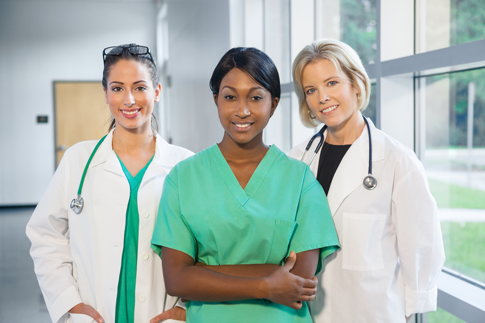 bigstock-Group-Of-Female-Doctors-And-Nu-45883360-980